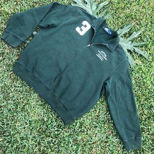 Polo Ralph Lauren Big #3 Green Sweatshirt